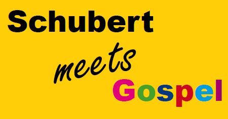 Schubert meets Gospel - Logo